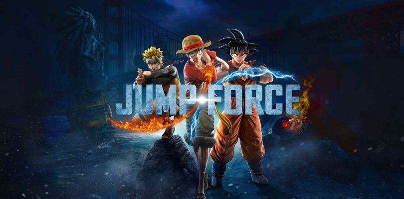 NEWS : L'édition Deluxe de Jump Force sera lancée pour Switch cette année