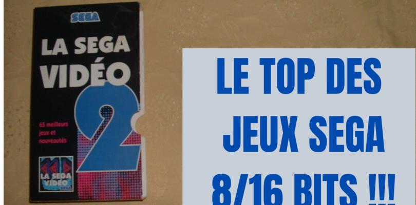 MEGA-TV #1.0 : La cassette RARE de tous les meilleurs titres 8 Bits et 16 Bits SEGA !!!
