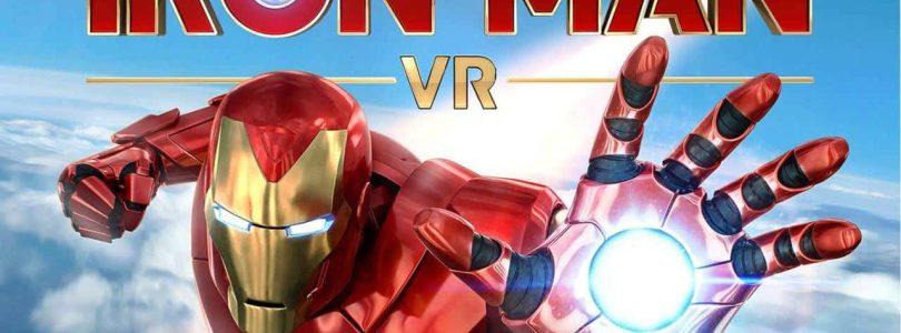 Iron Man VR de Marvel se termine en 8 à 10 heures