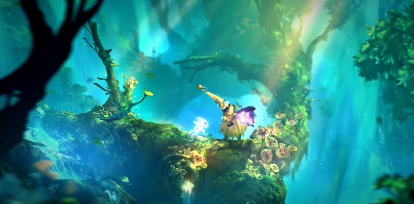 NEWS : La mise a jour d'Ori and the Will of the Wisps améliore les performances et les temps de chargement des cartes