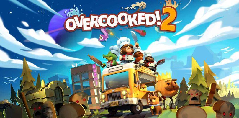 NEWS : Overcooked! 2 Gourmet Edition maintenant disponible pour Switch, PS4 et Xbox One, lancée pour Steam le 16 avril