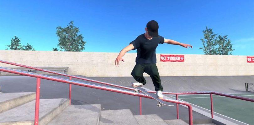 Skater XL sera lancé en juillet pour Switch, PS4, Xbox One et Steam