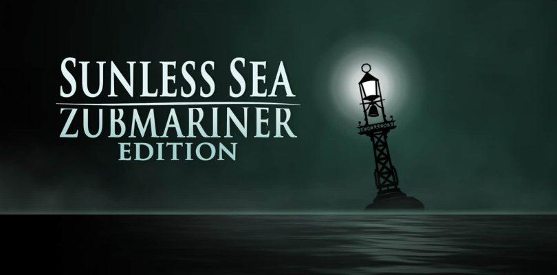 NEWS : Sunless Sea Zubmariner Edition sera lancée plus tard ce mois-ci pour Switch et Xbox One