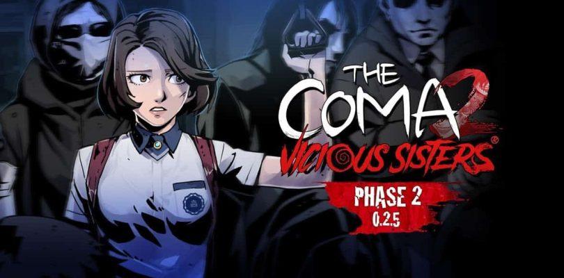 [NEWS] The Coma 2: Vicious Sisters annoncé sur Switch et PS4 en mai