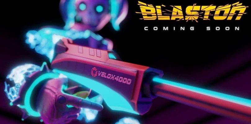 NEWS : Blaston, un jeu de duel VR compétitif annoncé