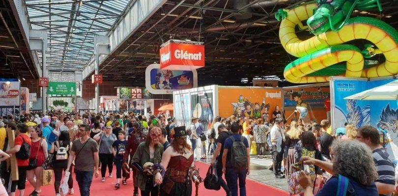GEEK CULTURE : La Japan Expo annulée en 2020 ?