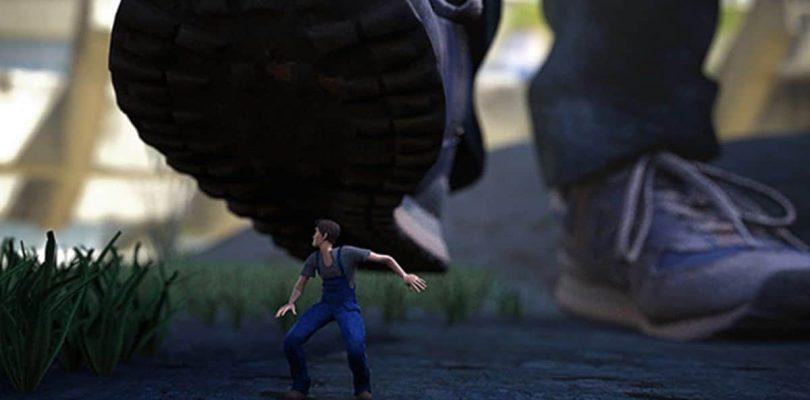 NEWS : MicroMan annoncé pour Xbox Series X, PS5, Switch et Steam