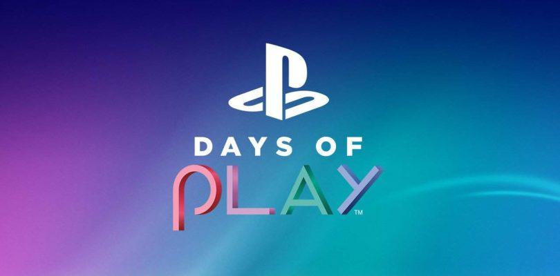 Dates PlayStation Days of Play 2020 dévoilées pour l'Amérique du Nord et l'Europe