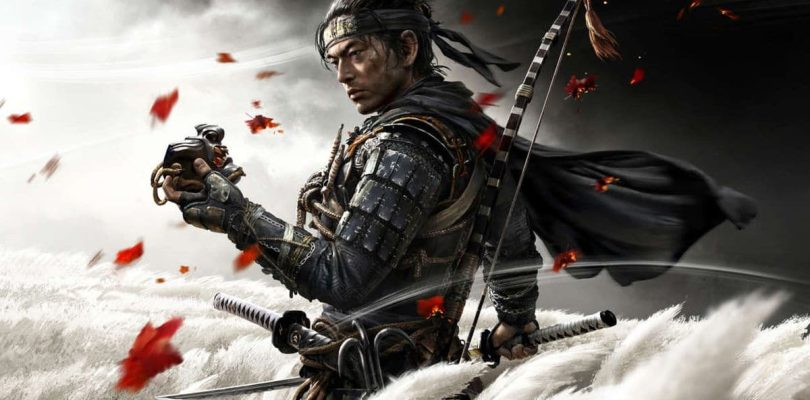 Ghost of Tsushima domine les charts français