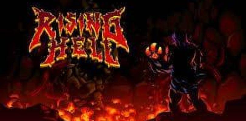 L'été sera chaud avec Rising Hell lance pour Switch, PS4 et Xbox One