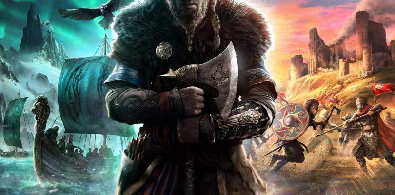 Toutes les dernières infos sur Assassin's Creed Valhalla