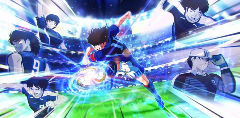 Coup d'envoi de Captain Tsubasa: Rise of New Champions en août