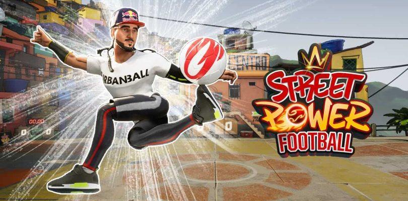 Street Power Football annoncé pour Switch, PS4, Xbox One et PC