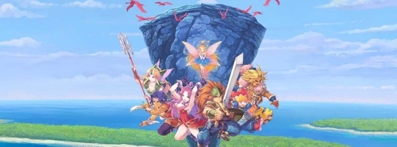 CHARTS : TRIALS OF MANA DEBUTE LES CHARTS JAPONAIS