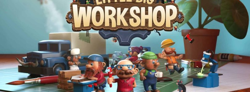 Little Big Workshop sur Xbox One