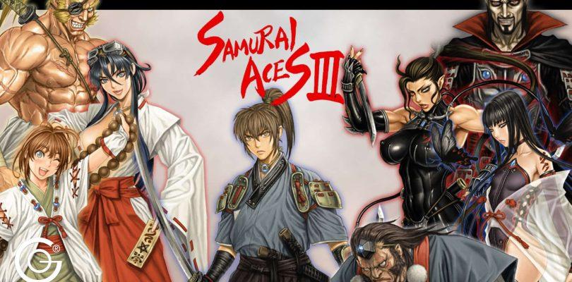 Samurai Aces III: Sengoku Cannon est un Shoot 'Em Up, en route pour PC