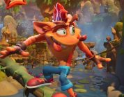 Le stockage de Crash Bandicoot 4: It's About Time