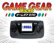 Sega annonce Game Gear Micro !!!