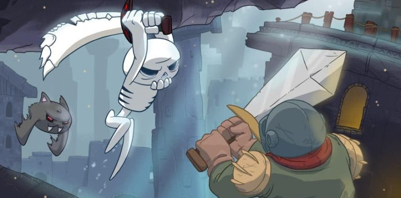 Skelattack pour Switch, PS4, Xbox One et Steam