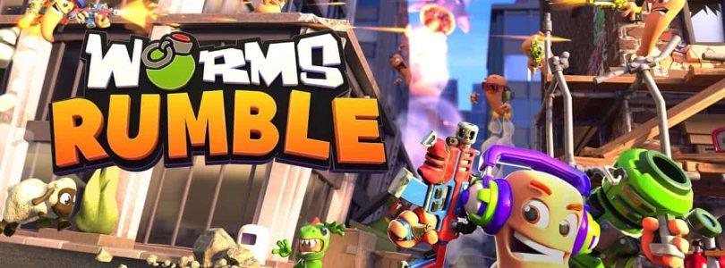 Worms Rumble annoncé sur PS5, PS4 et PC
