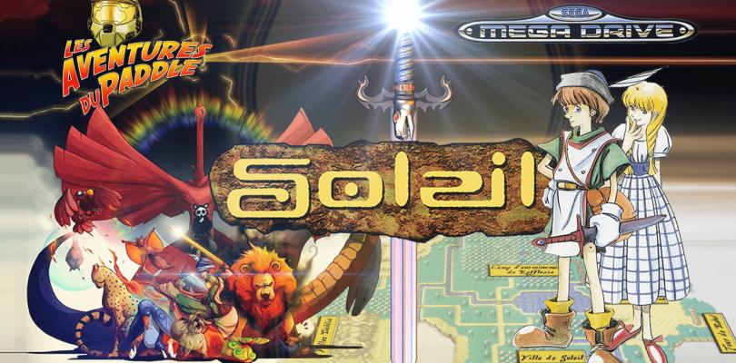 Soleil (Megadrive) – 32 – Les Aventures du Paddle
