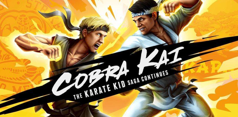 Cobra Kai: The Karate Kid Saga Continues annoncée