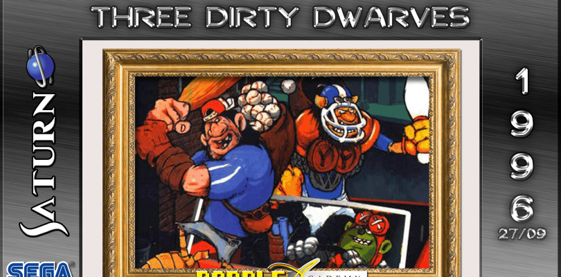 Paddle Academy – Dirty Dwarves (Saturn)