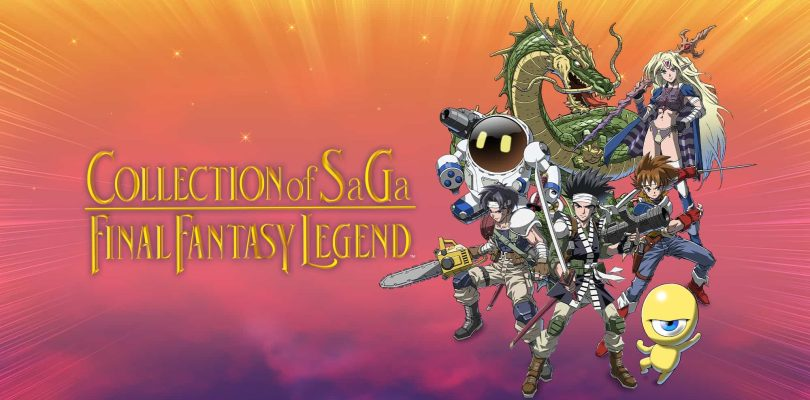 Collection of SaGa: Final Fantasy Legend annoncée pour Switch