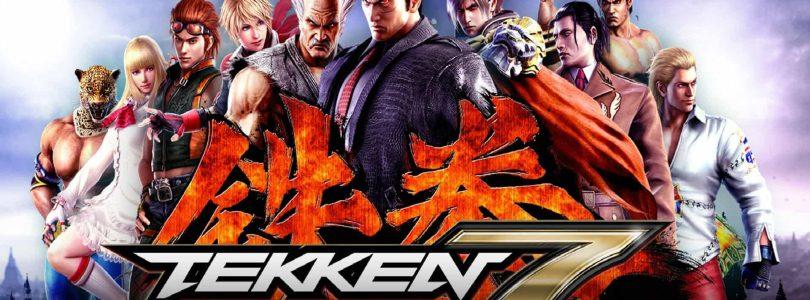 Nouvelle étape importante pour Tekken 7