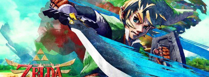 The Legend of Zelda: Skyward Sword HD obtient une bande-annonce de présentation
