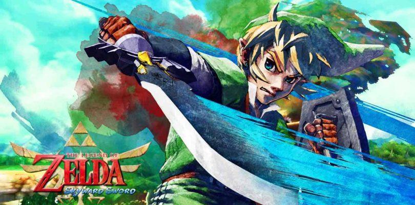 The Legend of Zelda: Skyward Sword listé sur Switch d'après Amazon UK
