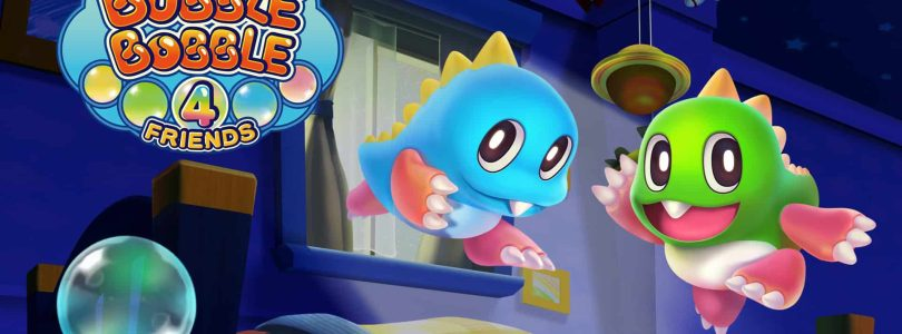 Bubble Bobble 4 Friends: The Baron is Back sort cet automne pour Switch et PS4