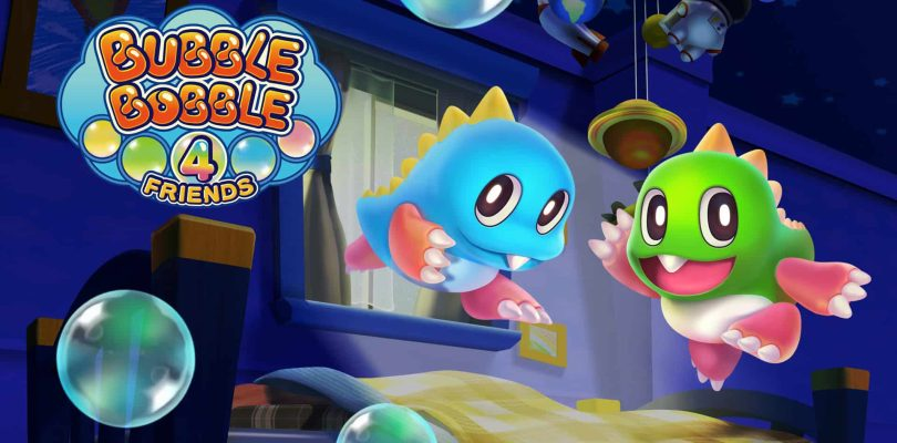 Bubble Bobble 4 Friends: The Baron is Back revient le 17 novembre