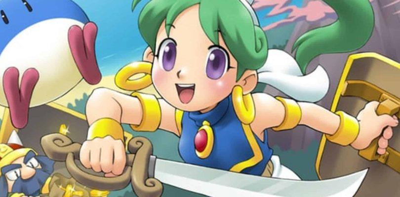 Wonder Boy: Asha in Monster World sort en Avril au Japon