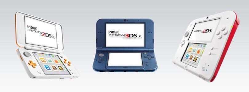 La production Nintendo 3DS est terminée