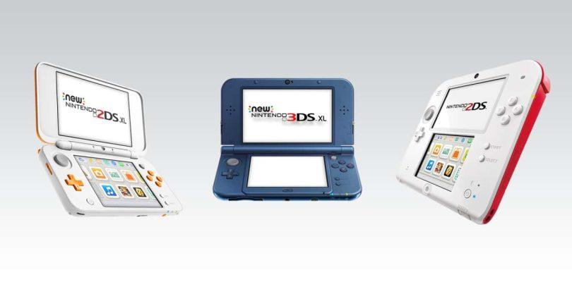 La mise à jour 11.14.0-46 Nintendo 3DS est maintenant disponible