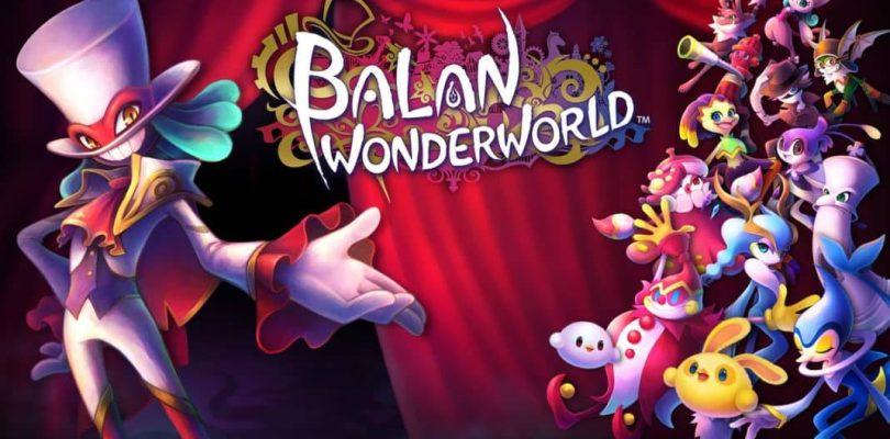 Une démo jouable pour Balan Wonderworld à la fin du mois