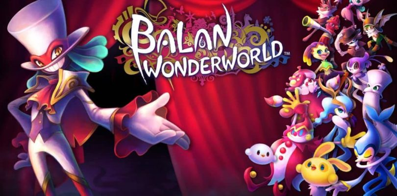 Balan Wonderworld : l'opening par Visual Works