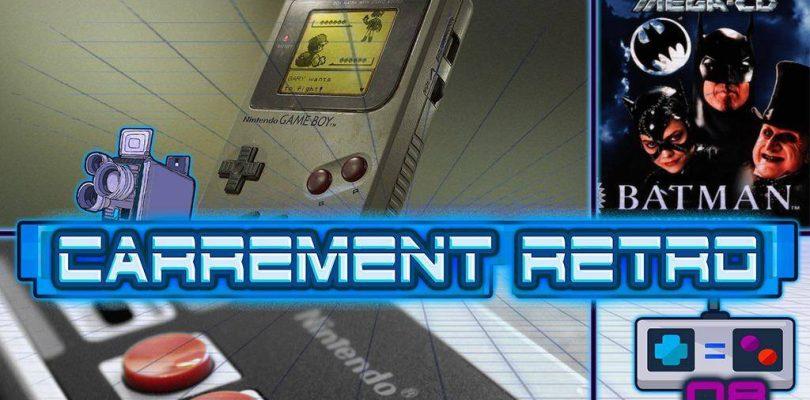 CR#08 : L'histoire de Nintendo / Batman Returns MEGA CD