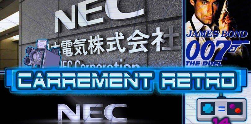 CR#14 : LES ORIGINES DE NEC !!