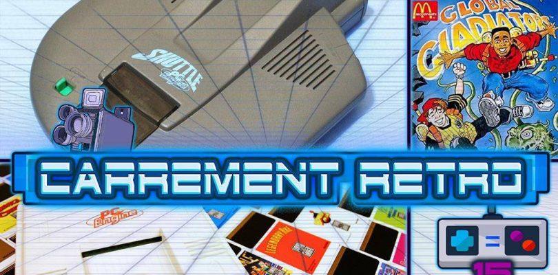 #CR15 : NEC ET SES CONSOLES PC-ENGINE !!