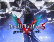 L'édition spéciale de Devil May Cry 5 est annoncée sur Xbox Series X et S et sur PS5