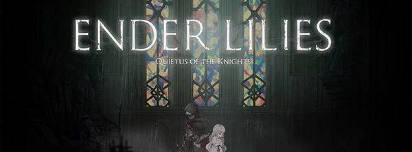 ENDER LILIES: Quietus of the Knights – Un metroidvania gothique