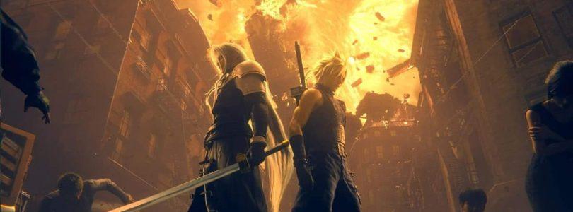SQUARE ENIX dépose plusieurs marques liées à Final Fantasy VII