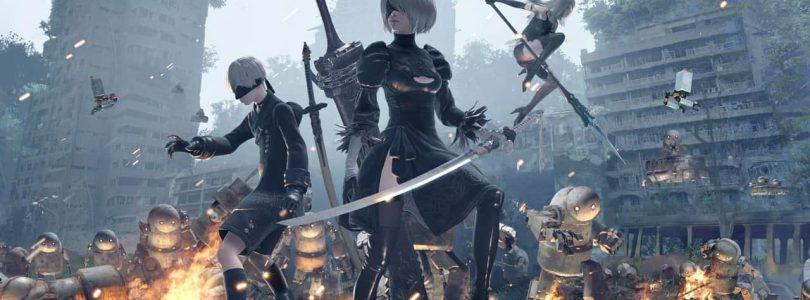 Square Enix a expédié 4,85 millions d'unités de NieR: Automata dans le monde