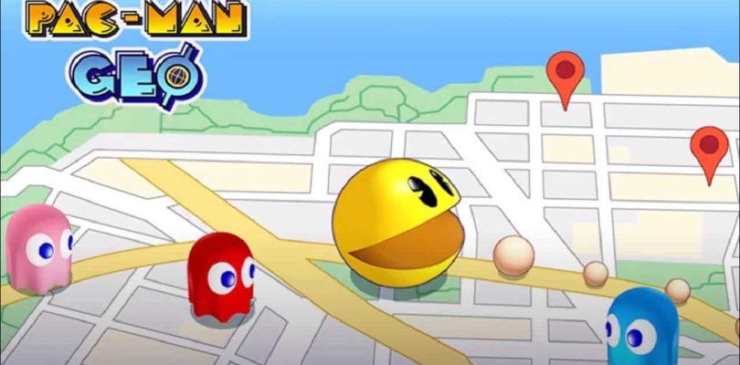 Pac-Man Geo annoncé pour iOS et Android
