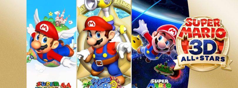 Super Mario 3D All-Stars reste au premier rang des classements japonais