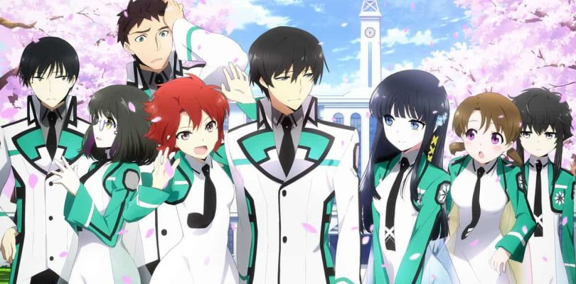 The Irregular at Magic High School lance la nouvelle saison 2