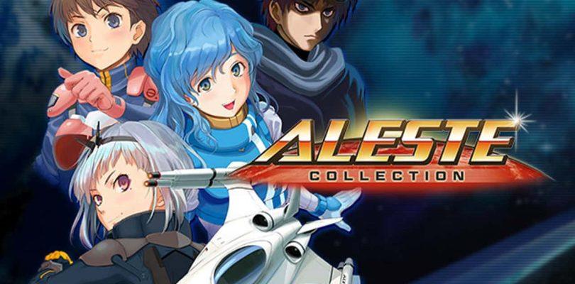 Aleste Collection annoncée pour Switch et PS4