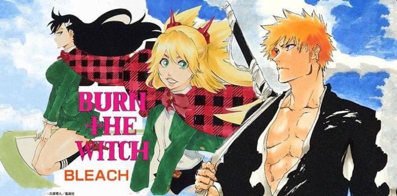 Burn the Witch Anime de Kubo Tite révèle une chanson thème dans la dernière bande-annonce!